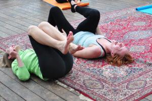 Polterabend aktivitet i København med sjov, bevægelse og fysisk aktivitet